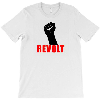 Revolt T-shirt Designed By Mircus