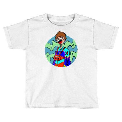 Hypebeast Toddler T-shirt Designed By Konark