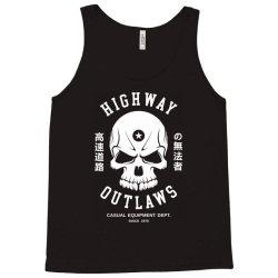 speed highway outlaw Tank Top | Artistshot