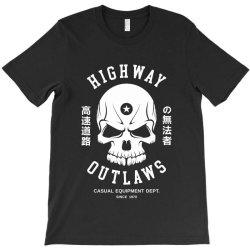 speed highway outlaw T-Shirt | Artistshot