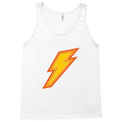 Electricity Power Sign Tank Top Designed By Alamy