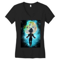 Sayanjin Awakening Women's V-Neck T-Shirt | Artistshot