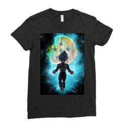 Sayanjin Awakening Ladies Fitted T-Shirt | Artistshot