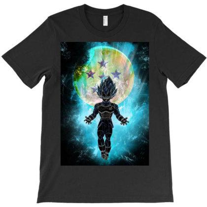 Sayanjin Awakening T-shirt Designed By Ryukrabit