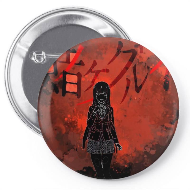 Gambling Awakening Pin-back Button   Artistshot