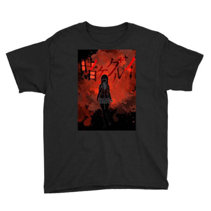 Gambling Awakening Youth Tee Designed By Ryukrabit