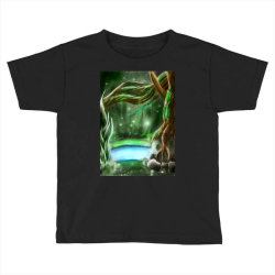 enchanted forest Toddler T-shirt | Artistshot