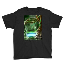enchanted forest Youth Tee | Artistshot