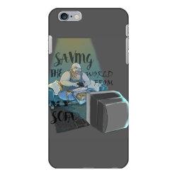 saving the world iPhone 6 Plus/6s Plus Case | Artistshot