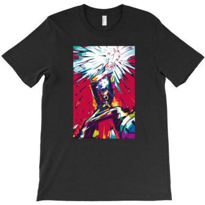 Katsuki Bakugou T-shirt Designed By Nyuwunsewu
