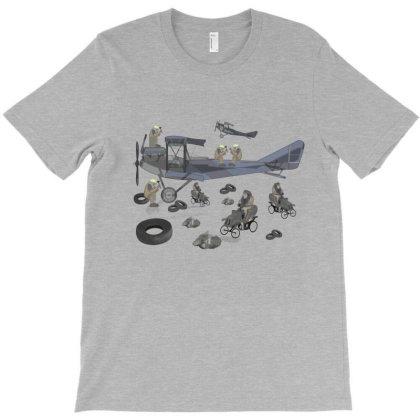 Chimpu T-shirt Designed By Rococodesigns