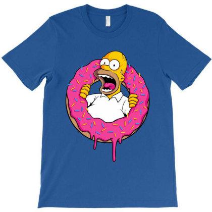 Sweet Scream T-shirt Designed By Spoilerinc