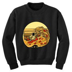 pizza wave Youth Sweatshirt | Artistshot