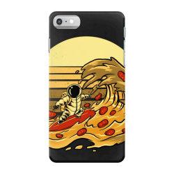 pizza wave iPhone 7 Case | Artistshot
