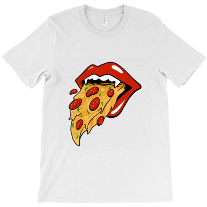 Sexy Lips T-shirt Designed By Spoilerinc