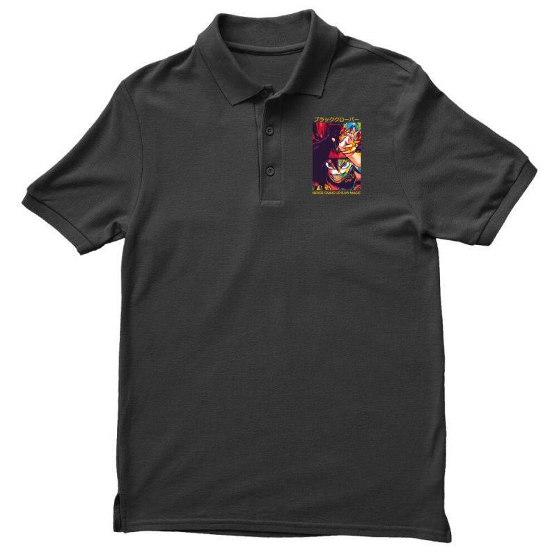 Demon Asta Men's Polo Shirt | Artistshot