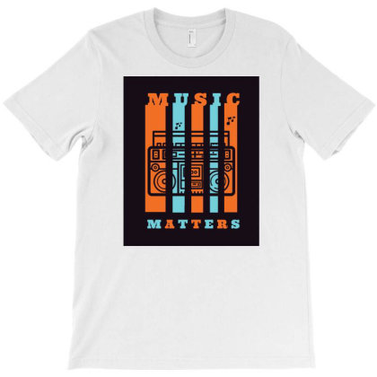 Radio T-shirt Designed By Youngistan