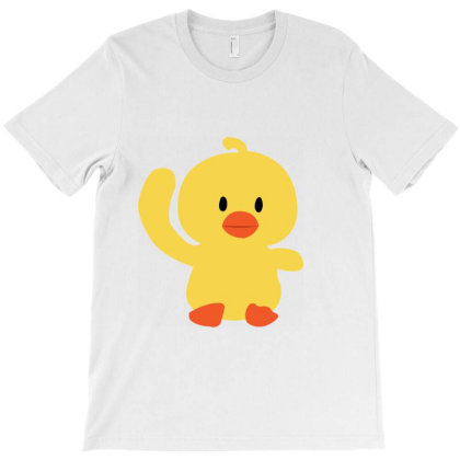Baby Duck T-shirt Designed By Ekam