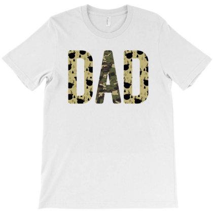 Hunter Dad T-shirt Designed By Sengul