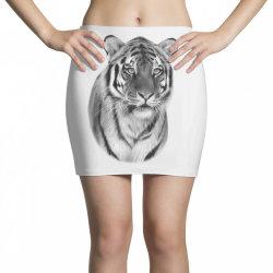 Tiger Mini Skirts   Artistshot