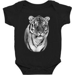 Tiger Baby Bodysuit   Artistshot