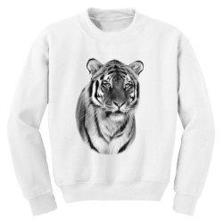 Tiger Youth Sweatshirt   Artistshot