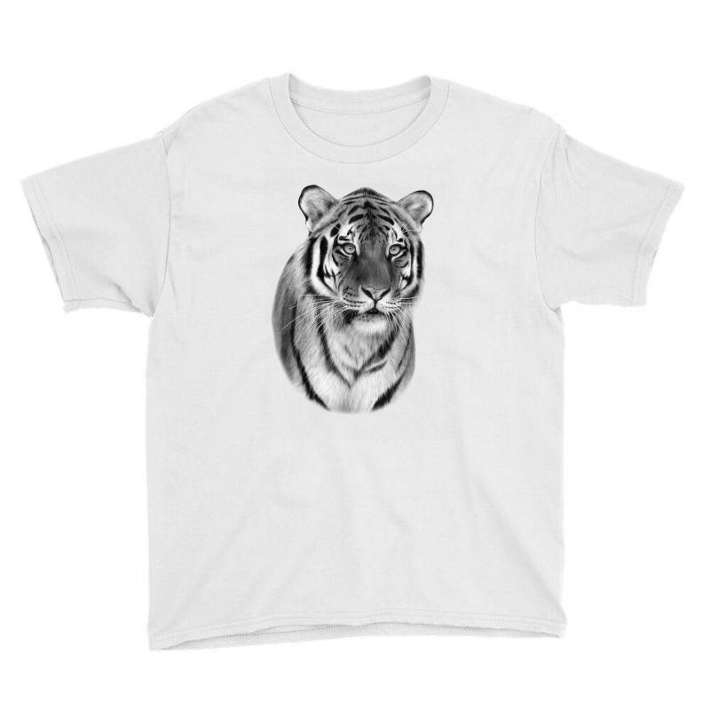 Tiger Youth Tee   Artistshot