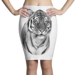 Tiger Pencil Skirts   Artistshot