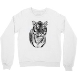 Tiger Crewneck Sweatshirt   Artistshot