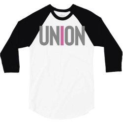 union united together 3/4 Sleeve Shirt | Artistshot