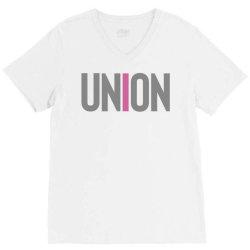 union united together V-Neck Tee | Artistshot