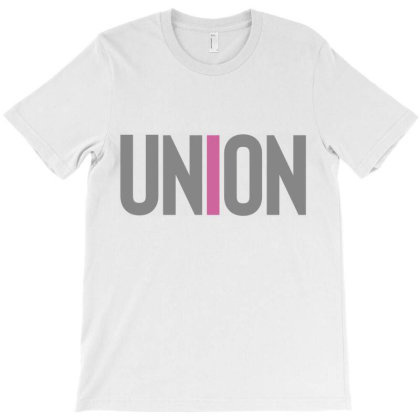 Union United Together T-shirt Designed By Designisfun