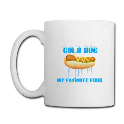 Cold Dog Favorite Food Coffee Mug Designed By Mircus