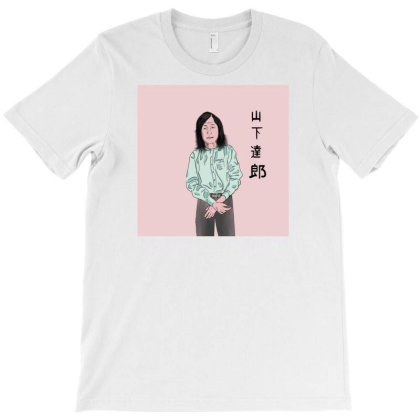 City Pop シティーポップ T-shirt Designed By Kawakaze