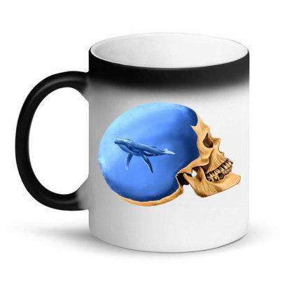 Aquarium Of Death Magic Mug Designed By Sketchfunart