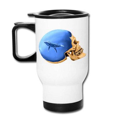 Aquarium Of Death Travel Mug Designed By Sketchfunart