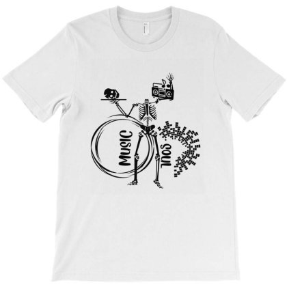 Music Soul T-shirt Designed By Vrushabh2107