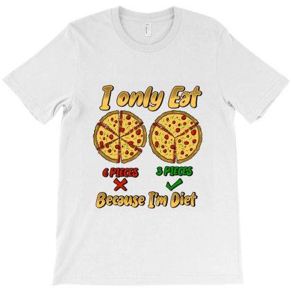 Just Three Piece T-shirt Designed By Spoilerinc