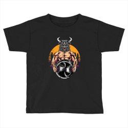 bull gym Toddler T-shirt | Artistshot