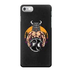 bull gym iPhone 7 Case | Artistshot