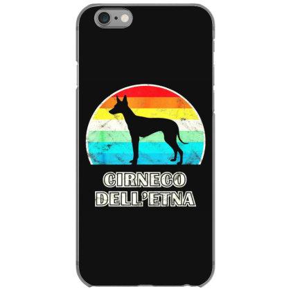 Cirneco Dell Etna Vintage Iphone 6/6s Case Designed By Kakashop