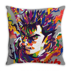 Guts Throw Pillow | Artistshot