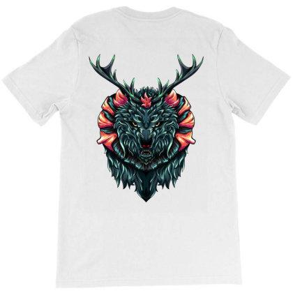 Deeolf T-shirt Designed By Bijihwijen