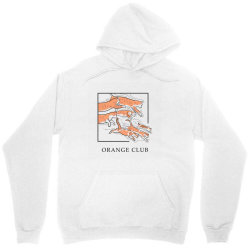 Orange Club Unisex Hoodie | Artistshot