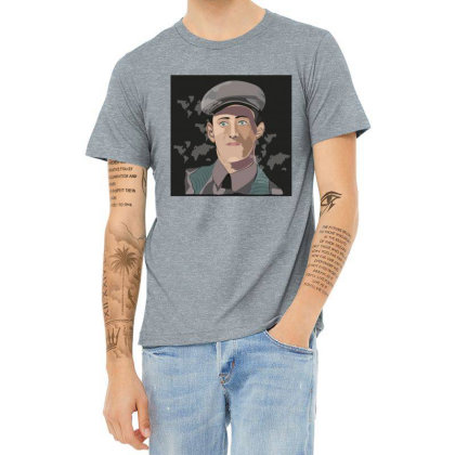 Army Man Heather T-shirt Designed By Su_rreal