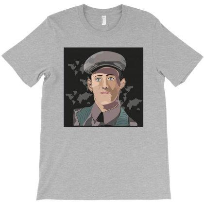 Army Man T-shirt Designed By Su_rreal
