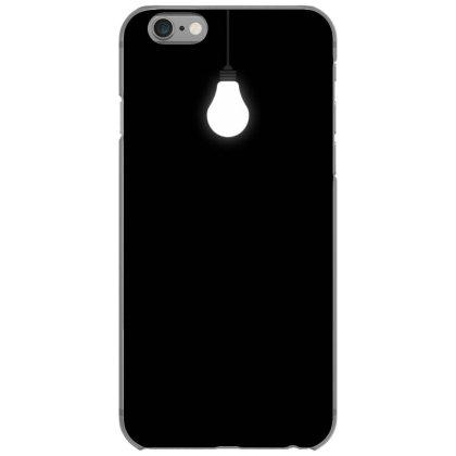 Minimalist Light Bulb Iphone 6/6s Case Designed By P L V I