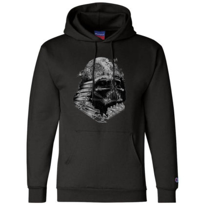 Star Wars Darth Vader Build The Empire Graphic Champion Hoodie Designed By Conco335@gmail.com
