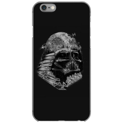 Star Wars Darth Vader Build The Empire Graphic Iphone 6/6s Case Designed By Conco335@gmail.com