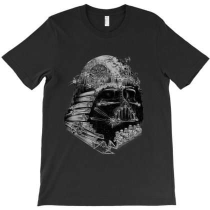Star Wars Darth Vader Build The Empire Graphic T-shirt Designed By Conco335@gmail.com